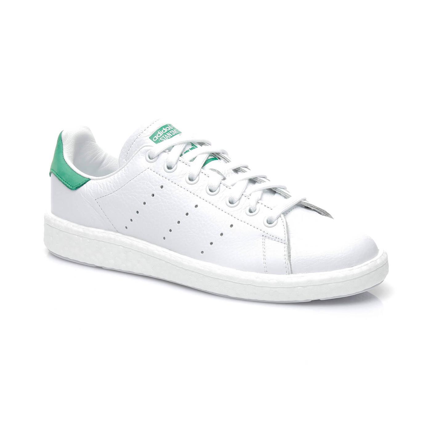 adidas Stan Smith Boost Erkek Beyaz Sneaker