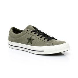 Converse One Star Erkek Yeşil Sneaker