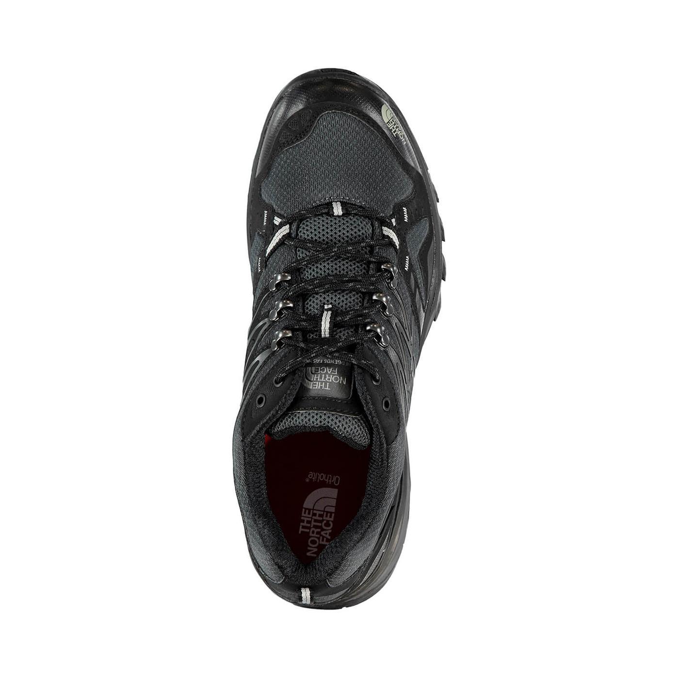 The North Face Hedgehog Fastpack Gore Tex Erkek Siyah Spor Ayakkabı