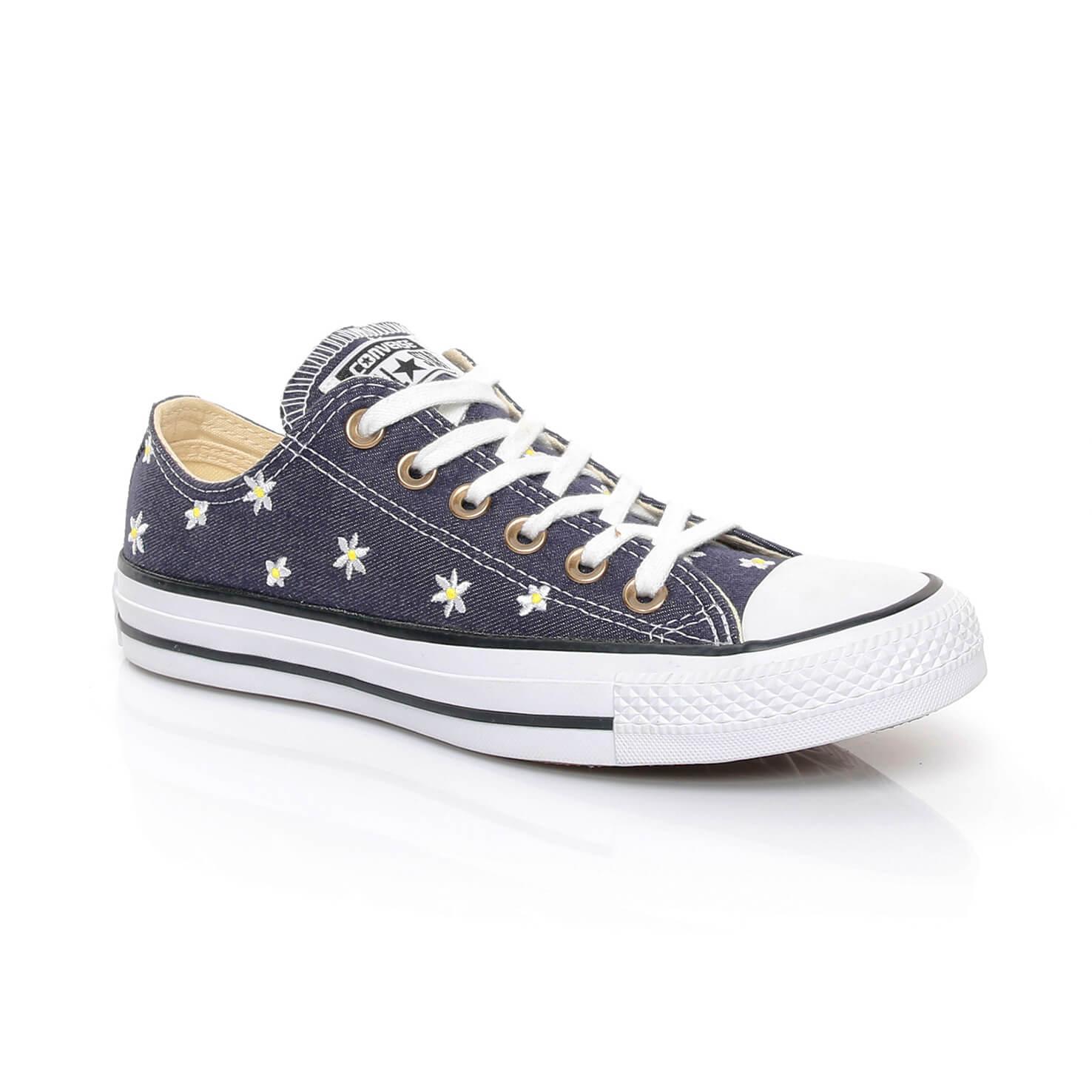 Chuck Taylor All Star Kadın Lacivert Sneaker