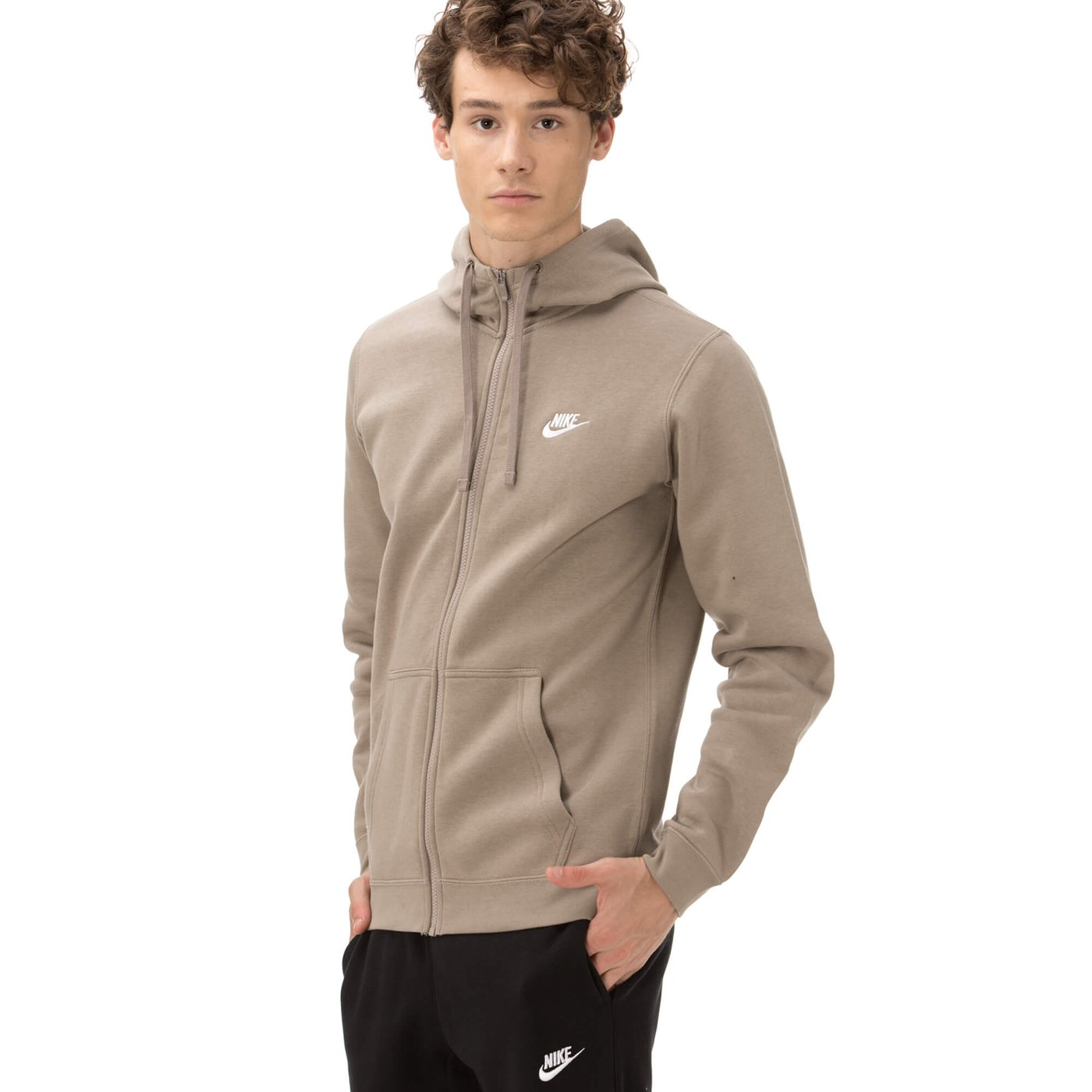 Nike  Erkek Gri Sweatshirt