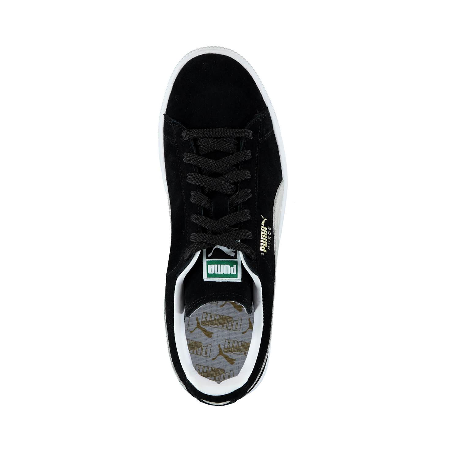 Puma Suede Classic Unisex Siyah Sneaker