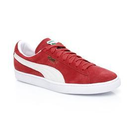 Puma Suede Classic Unisex Kırmızı Sneaker