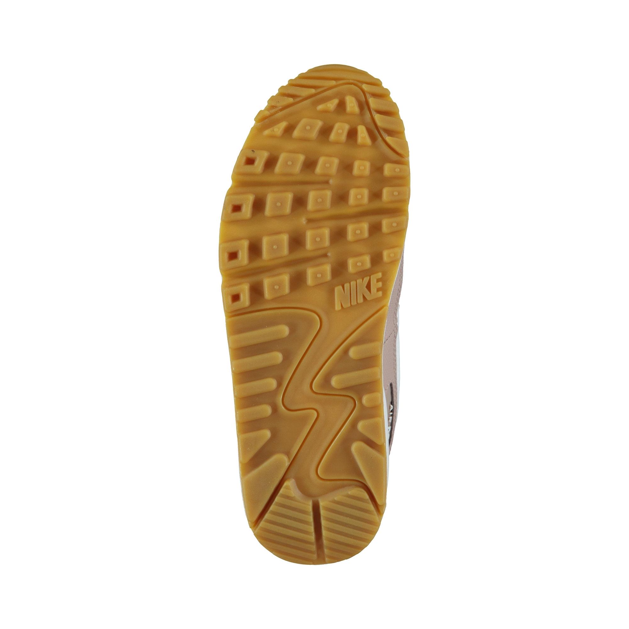 Nike Air Max 90 Kadın Bej Spor Ayakkabı