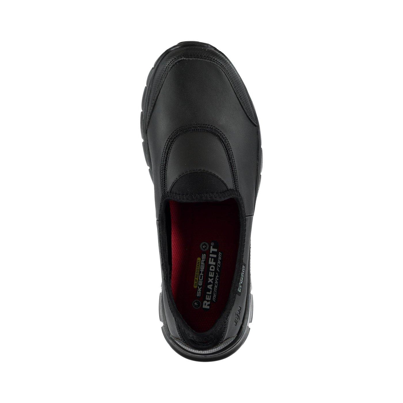 Skechers Sure Track Kadın Siyah Spor Ayakkabı