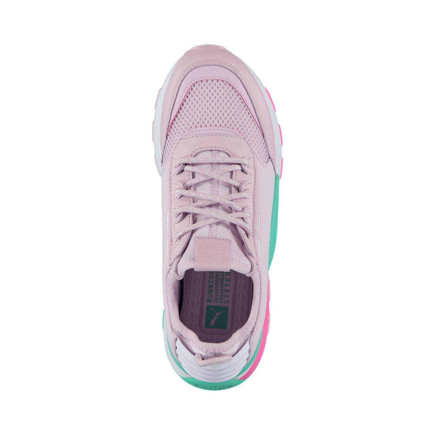 Puma Evolution RS-O Play Kadın Pembe Spor Ayakkabı