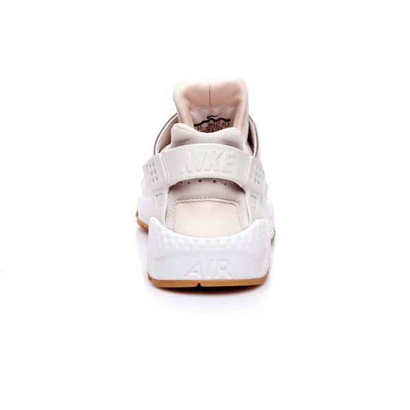 Nike Air Huarache Run Kadın Bej Spor Ayakkabı