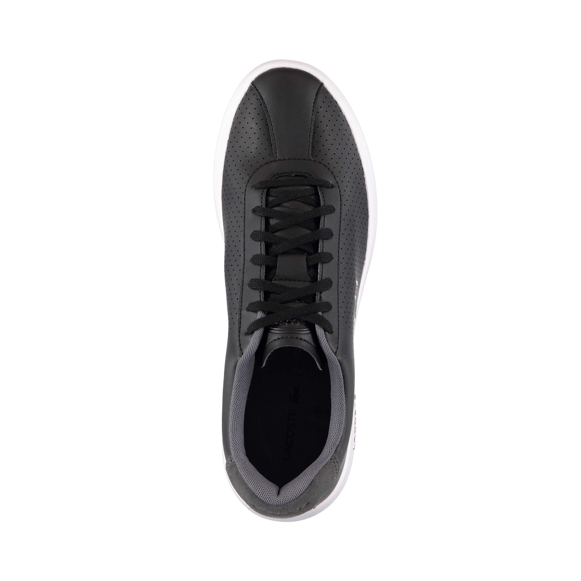 Lacoste Avance 318 1 Erkek Siyah Sneaker