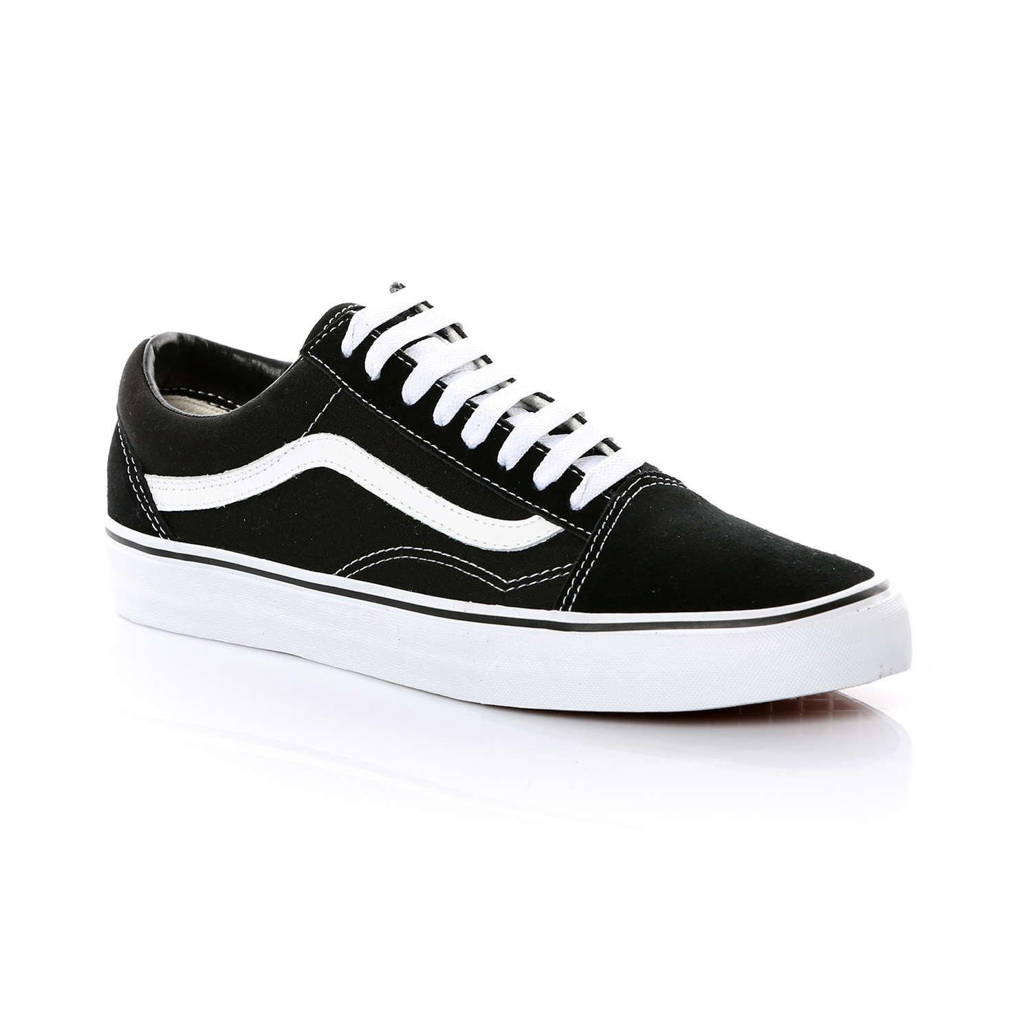 2f2881dab6323b Vans Old Skool Siyah Sneaker Kadin Spor Ayakkabı   Sneaker 2551449 ...