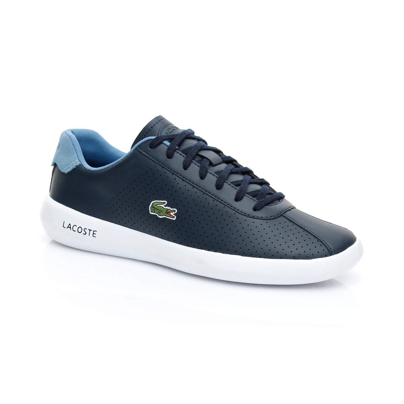 Lacoste Avance 318 1 Erkek Lacivert Sneaker