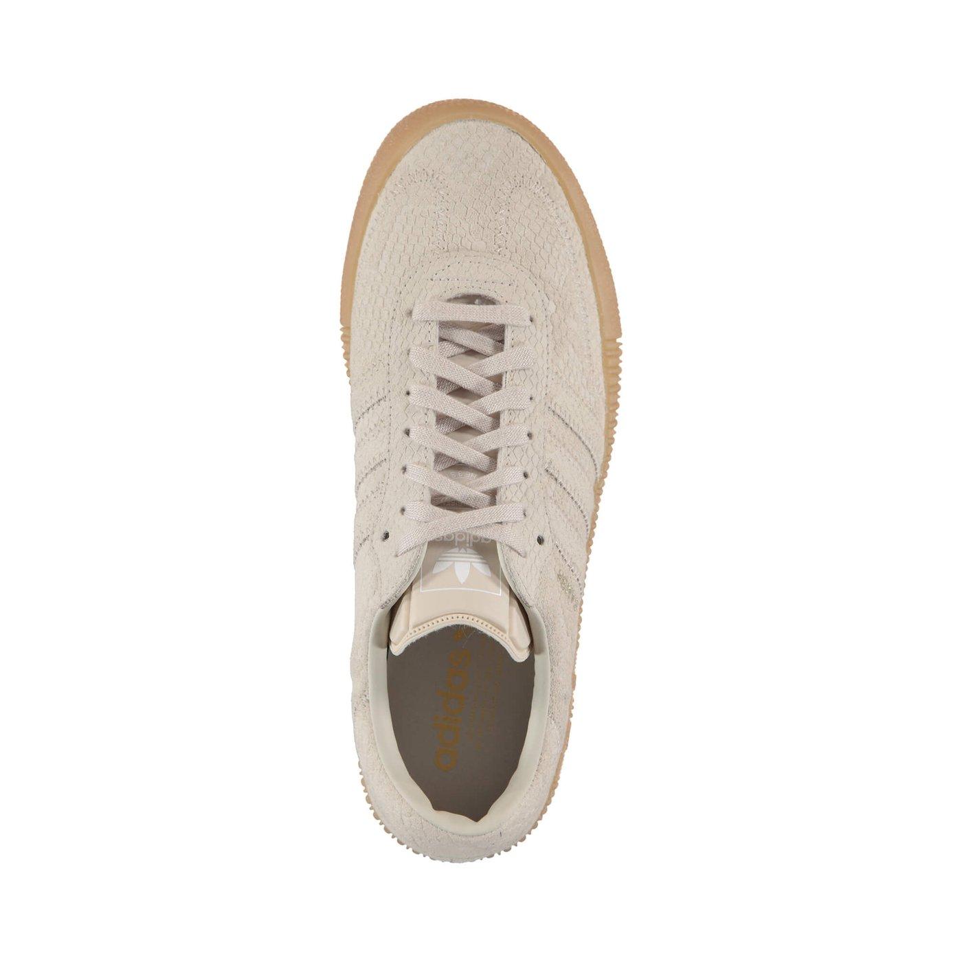 adidas Sambarose Kadın Gri Sneaker