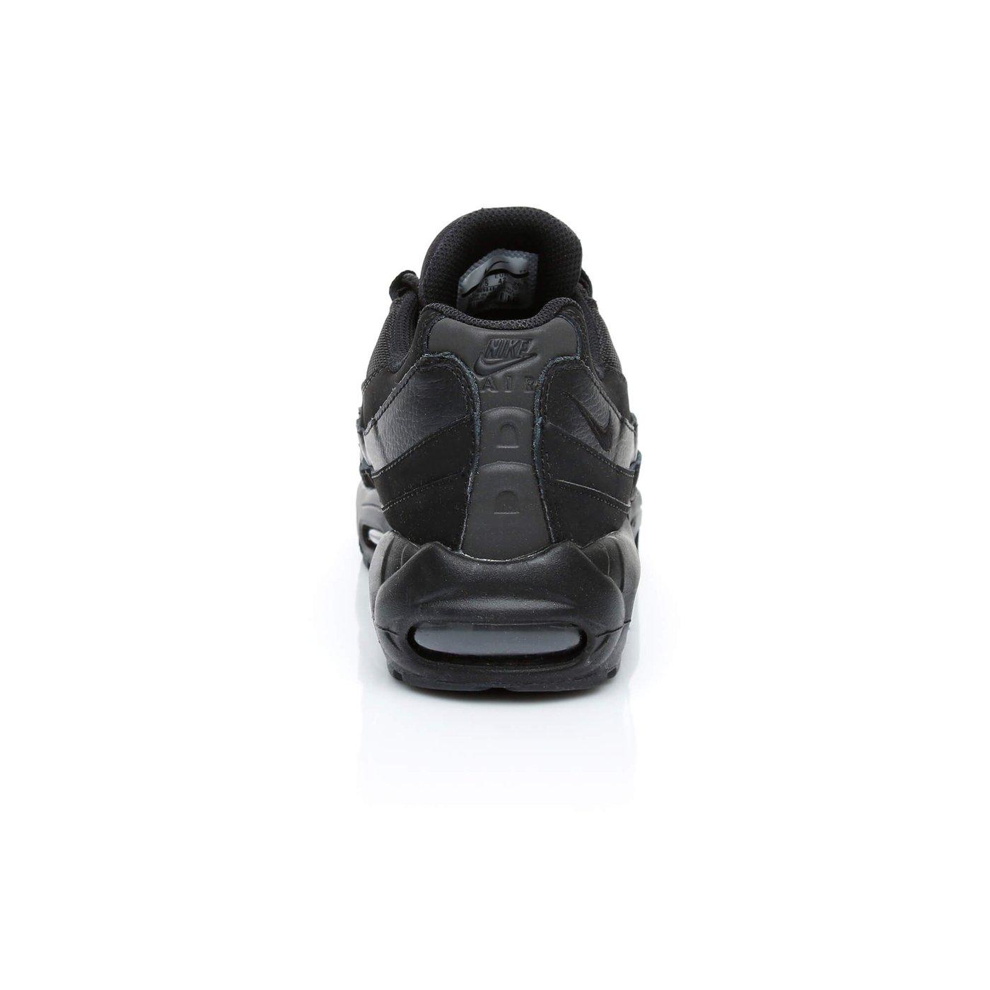 Nike Air Max 95 Erkek Siyah Spor Ayakkabı