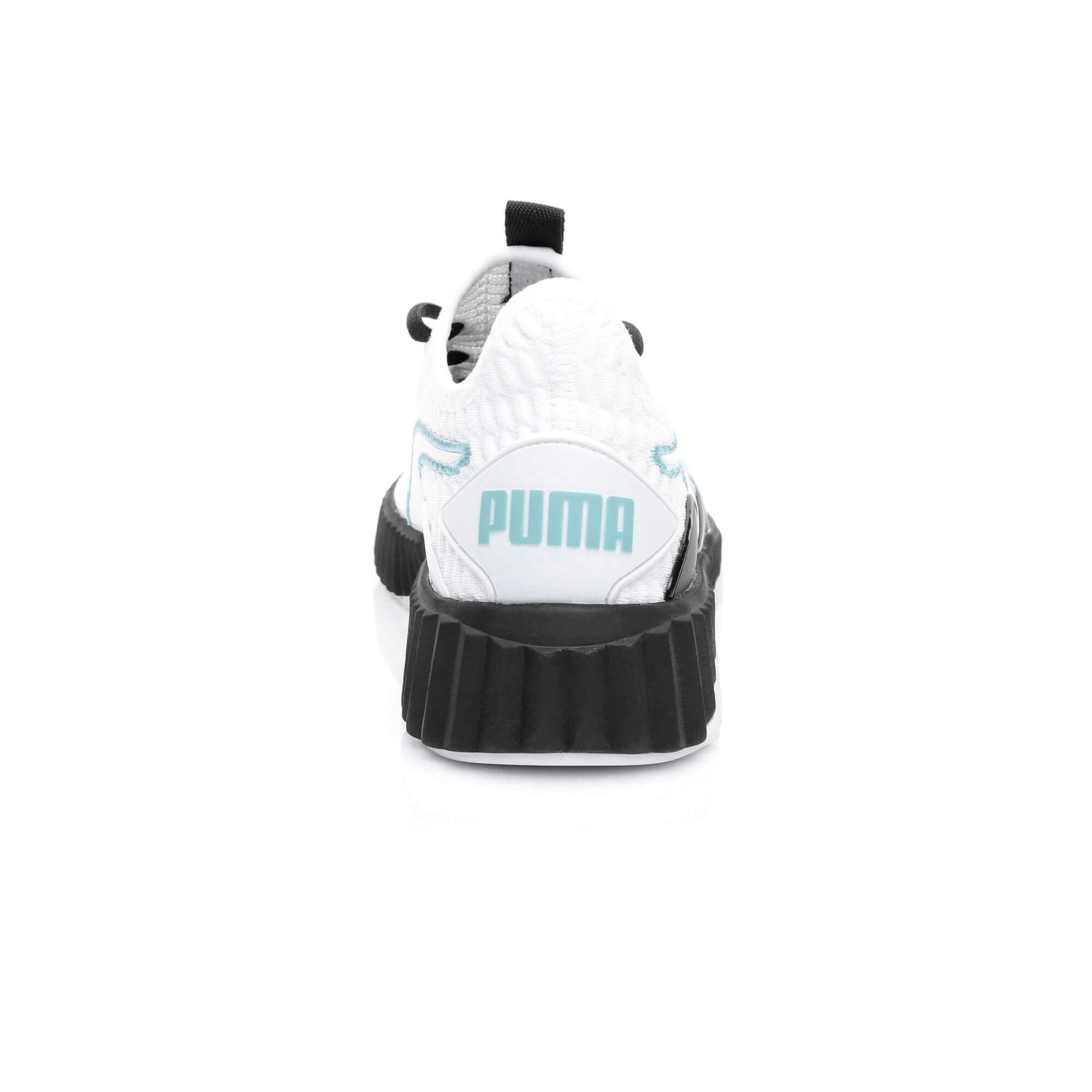 Puma Defy Kadın Beyaz Spor Ayakkabı