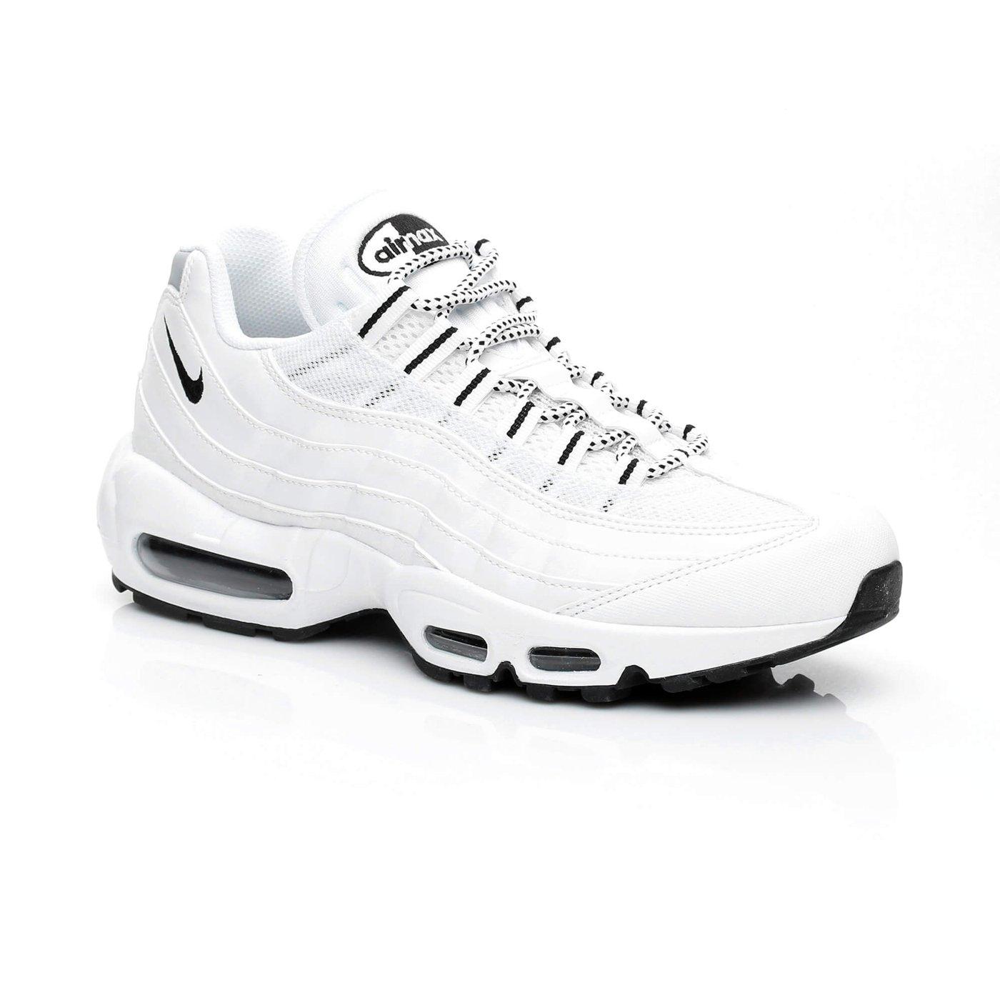 Nike Air Max 95 Erkek Beyaz Spor Ayakkabı