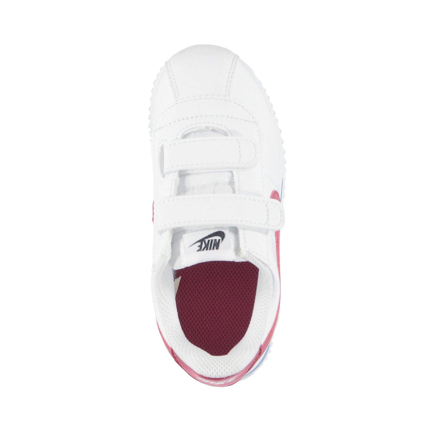 Nike Cortez Basic Çocuk Beyaz Sneaker