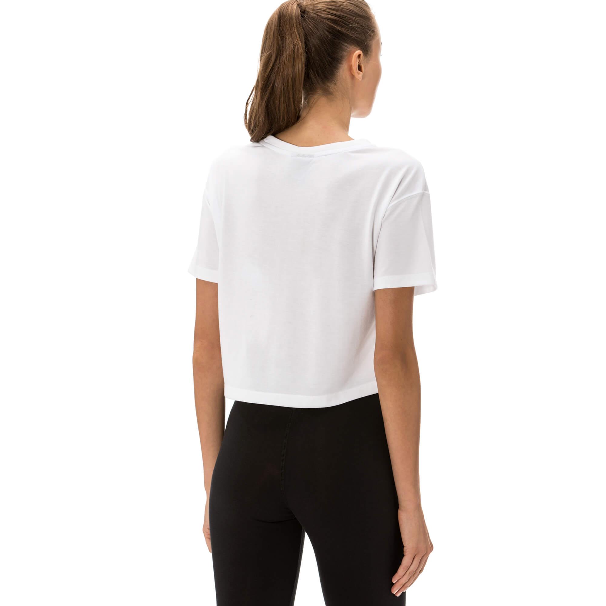 Nike Essential Kadın Beyaz T-shirt