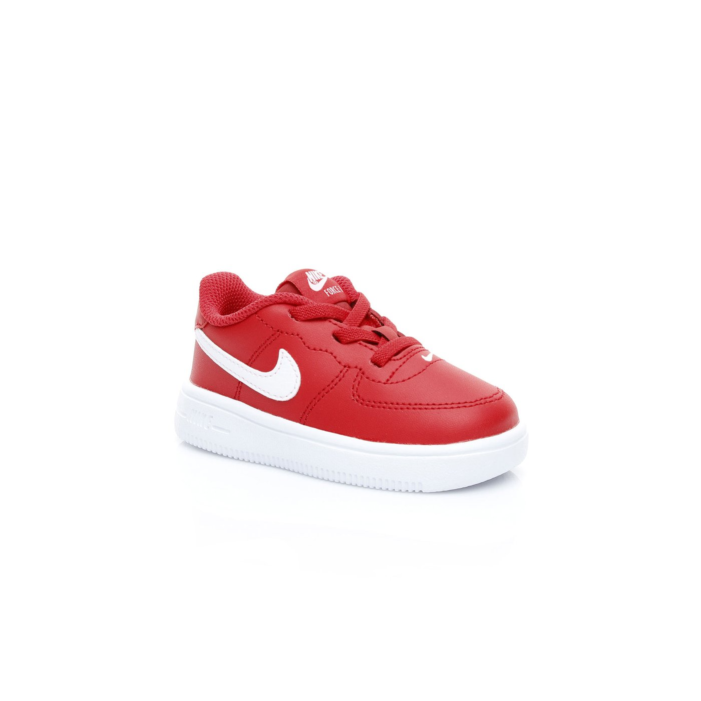 Nike Air Force 1 ' 18 Çocuk Kırmızı Sneaker
