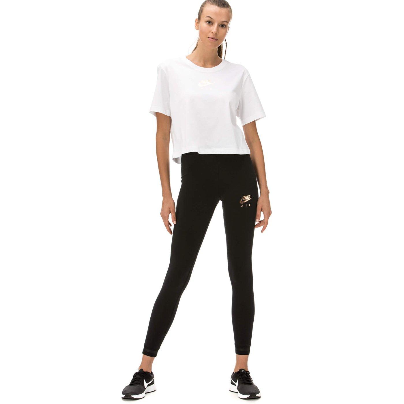 Nike Kadın Siyah Tayt