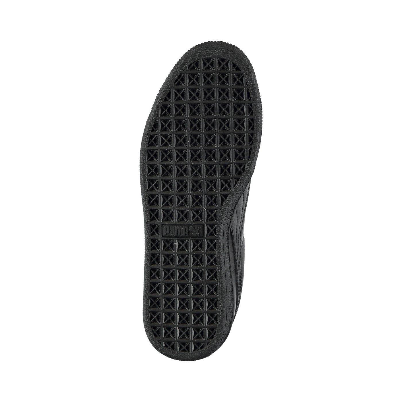 Puma Basket Classıc Kadın Siyah Sneaker