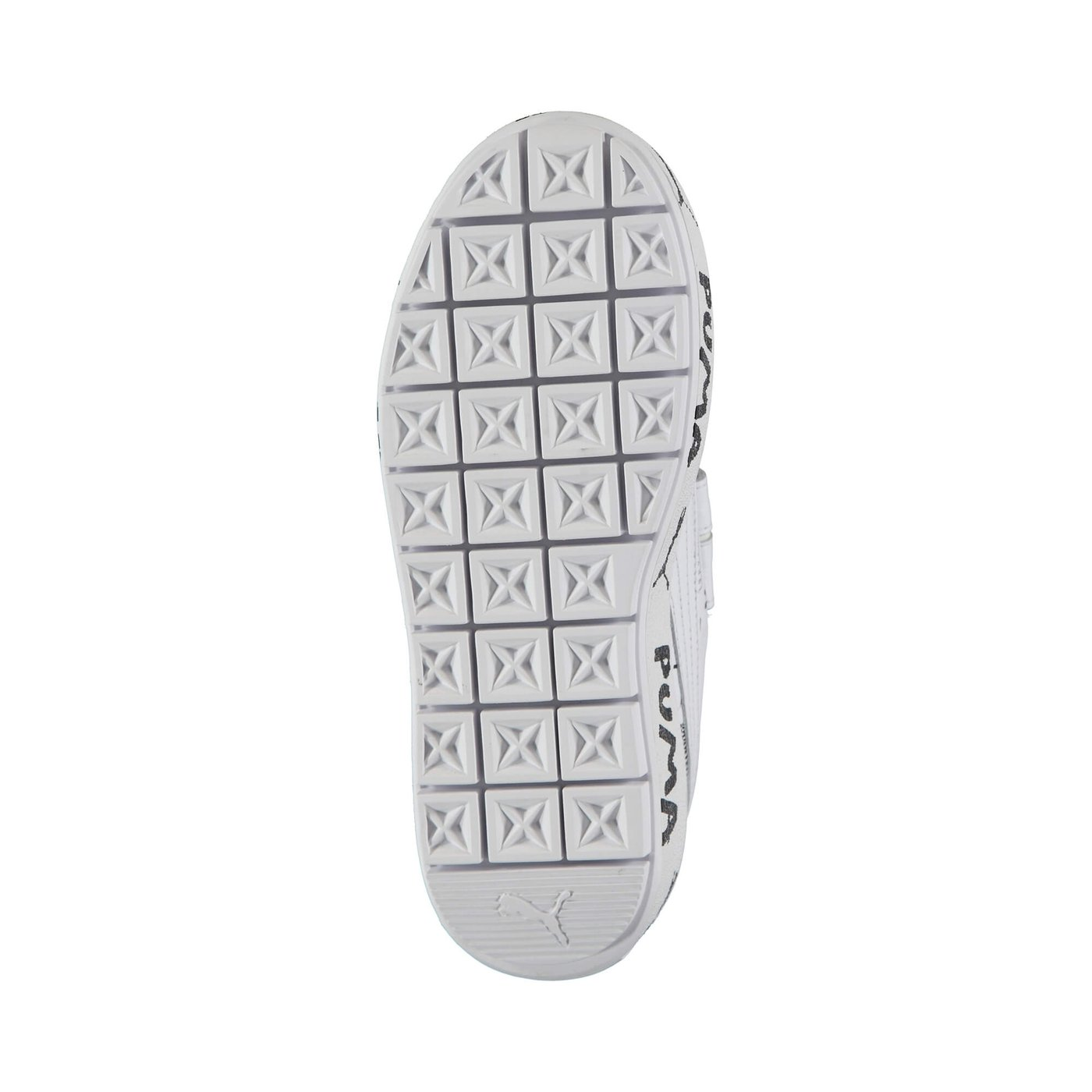 Puma Platform Trace Strap Kadın Beyaz Sneaker