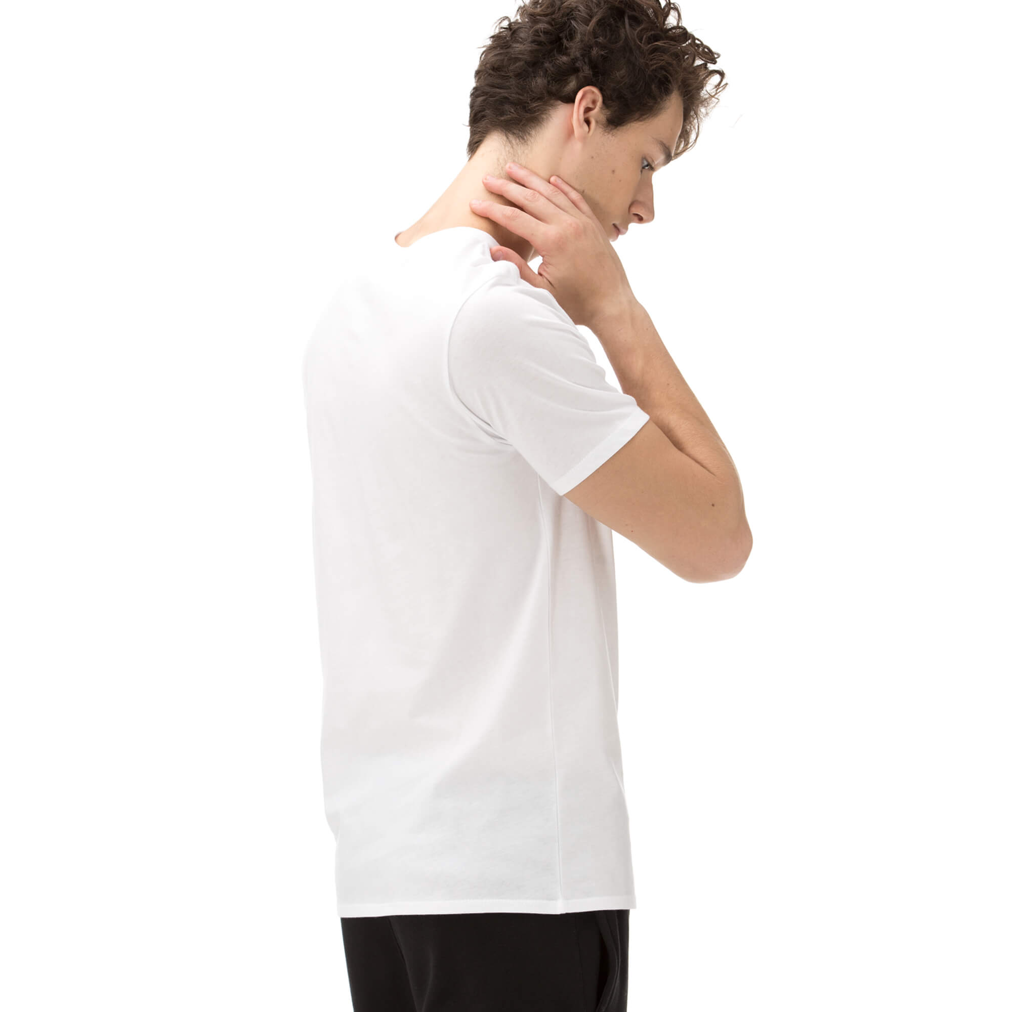 Nike Just Do It Erkek Beyaz T-shirt