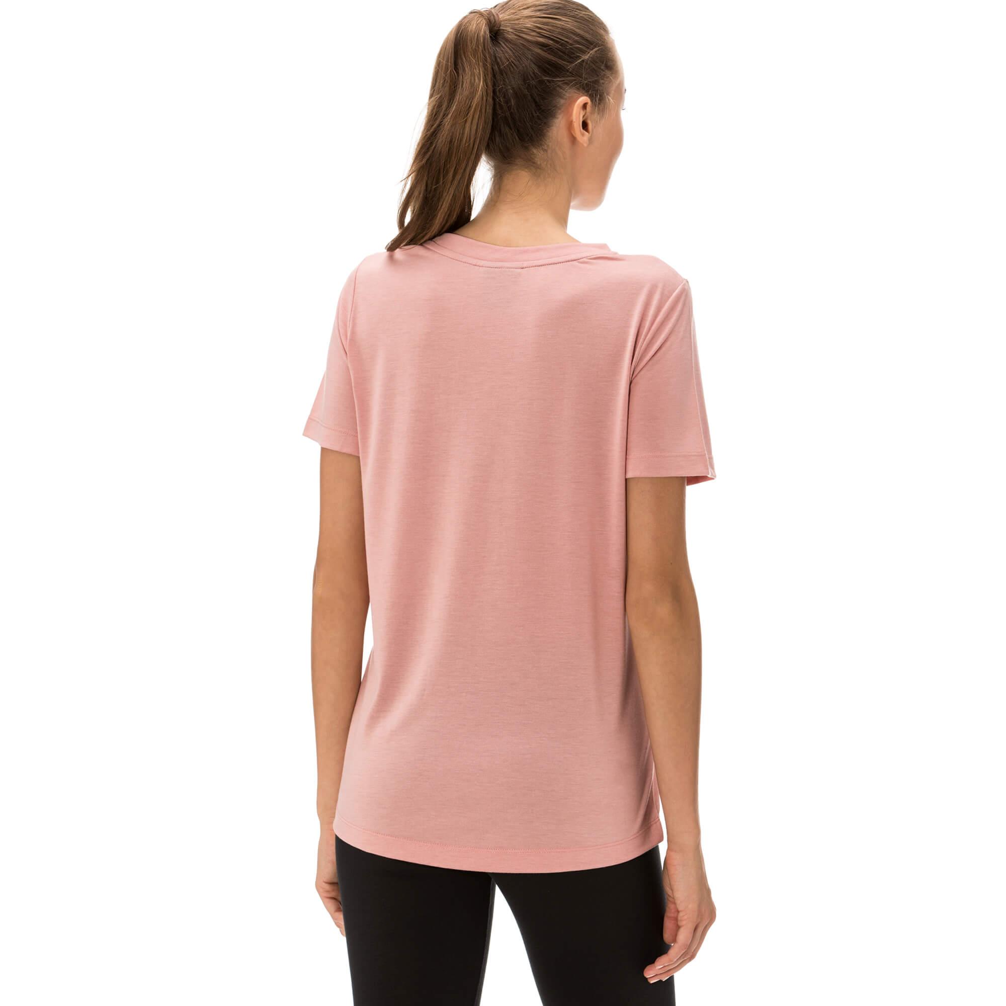 Nike Essential Kadın Pembe T-shirt