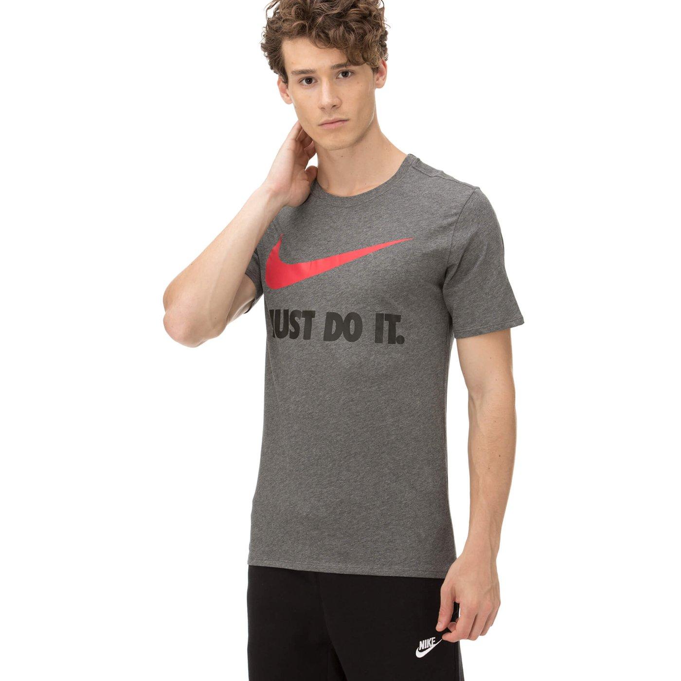 Nike Just Do It Erkek Füme T-shirt