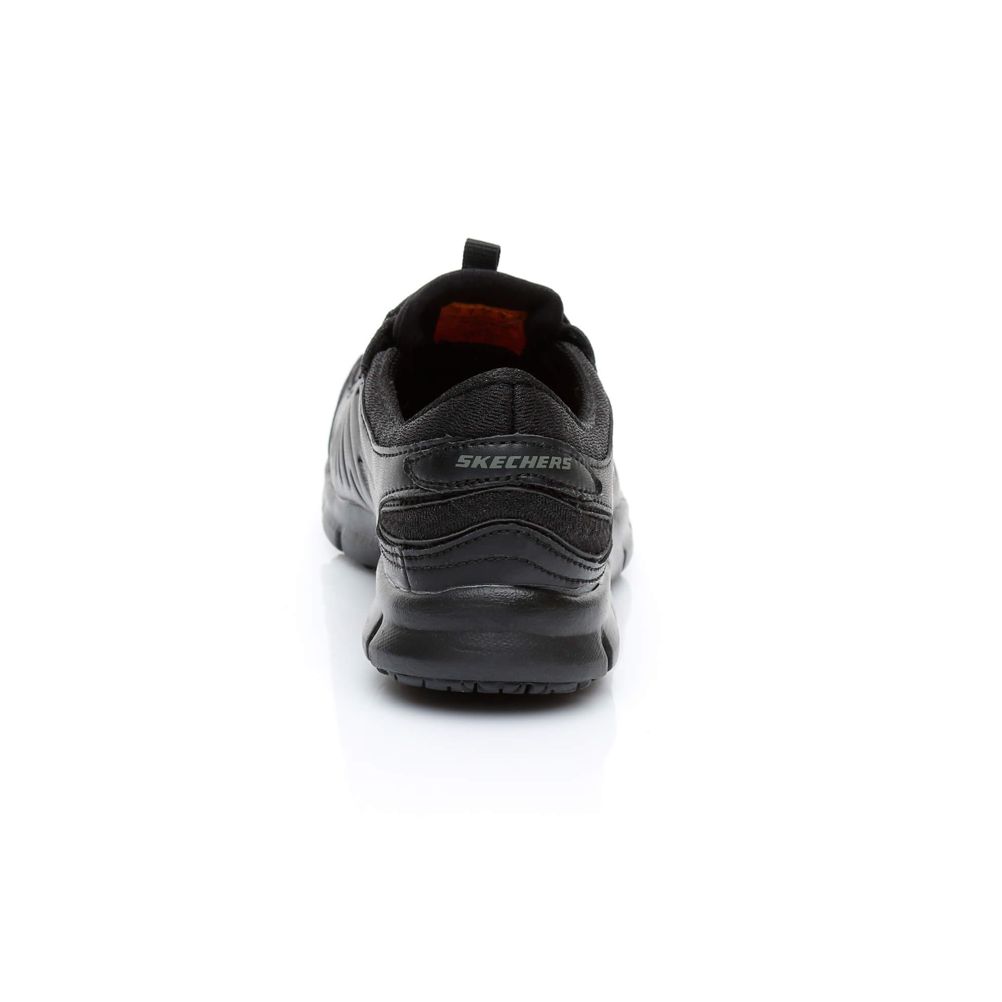 Skechers Eldred Kadın Siyah Spor Ayakkabı