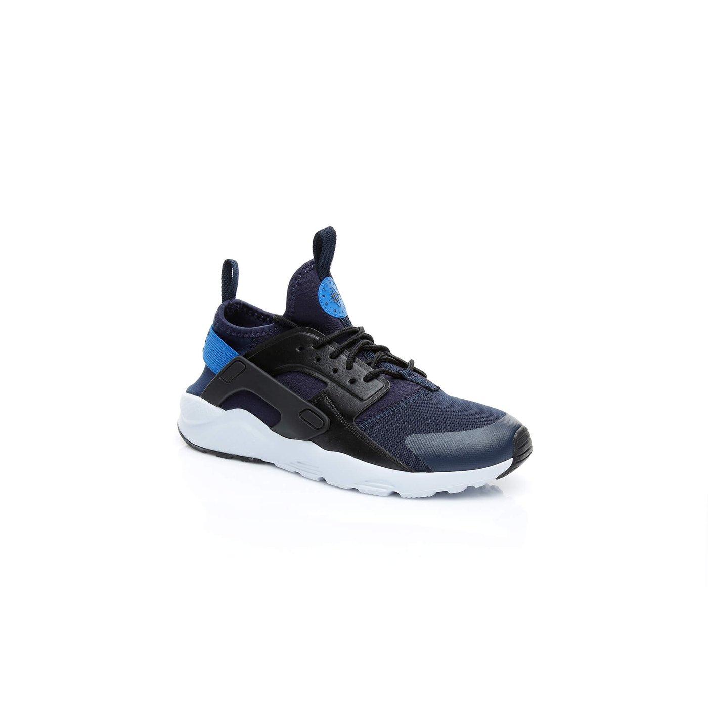 147db6296237 Nike Huarache Run Ultra Çocuk Lacivert Spor Ayakkabı Çocuk Spor ...