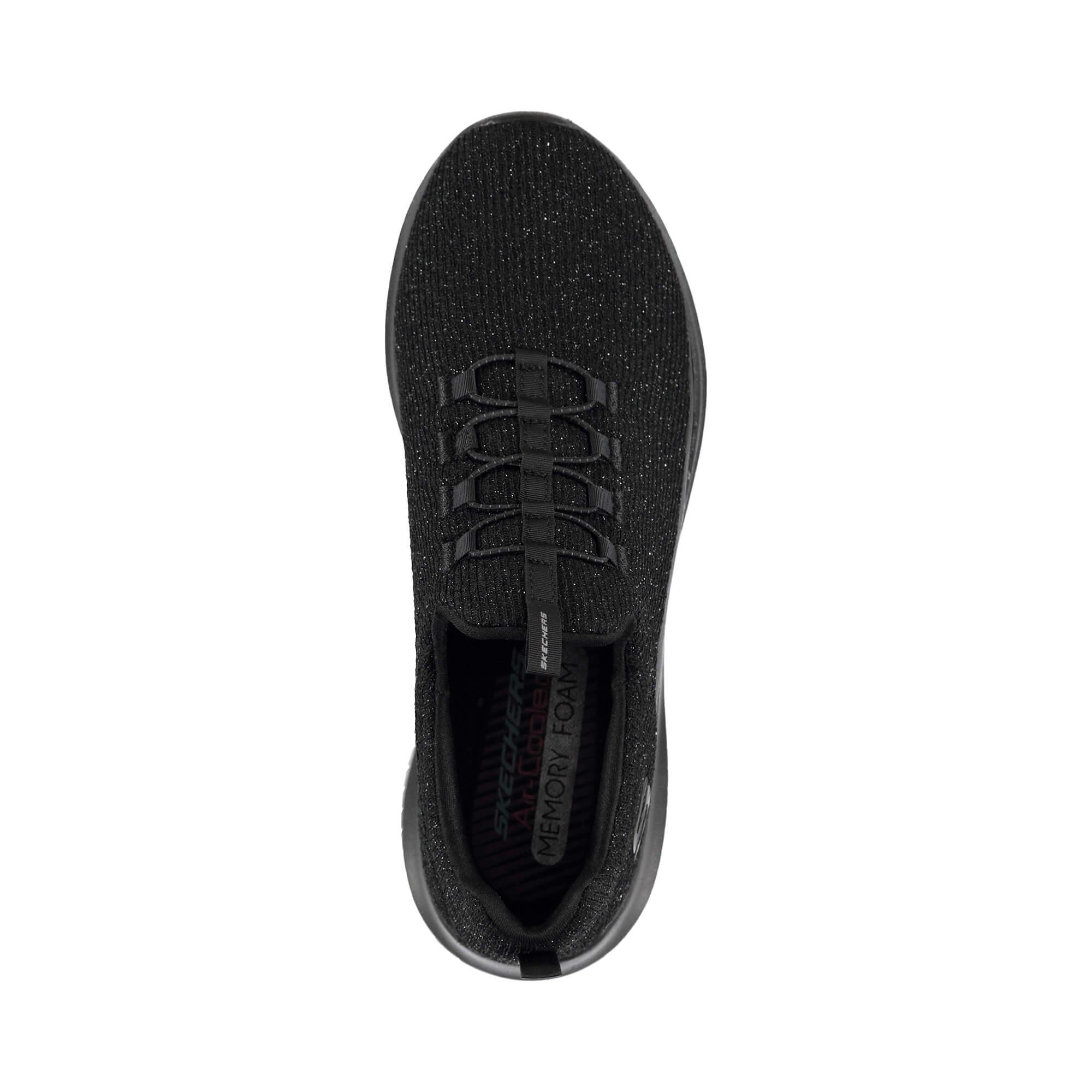 Skechers Ultra Flex Kadın Siyah Spor Ayakkabı