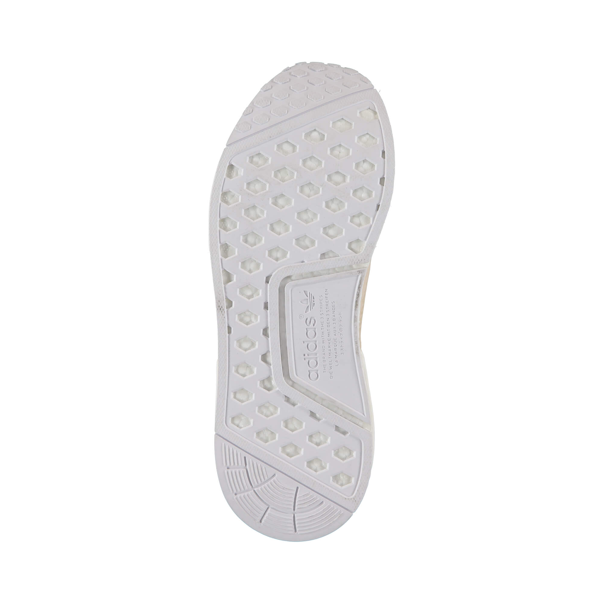adidas NMD CS1 Unisex Bej Spor Ayakkabı