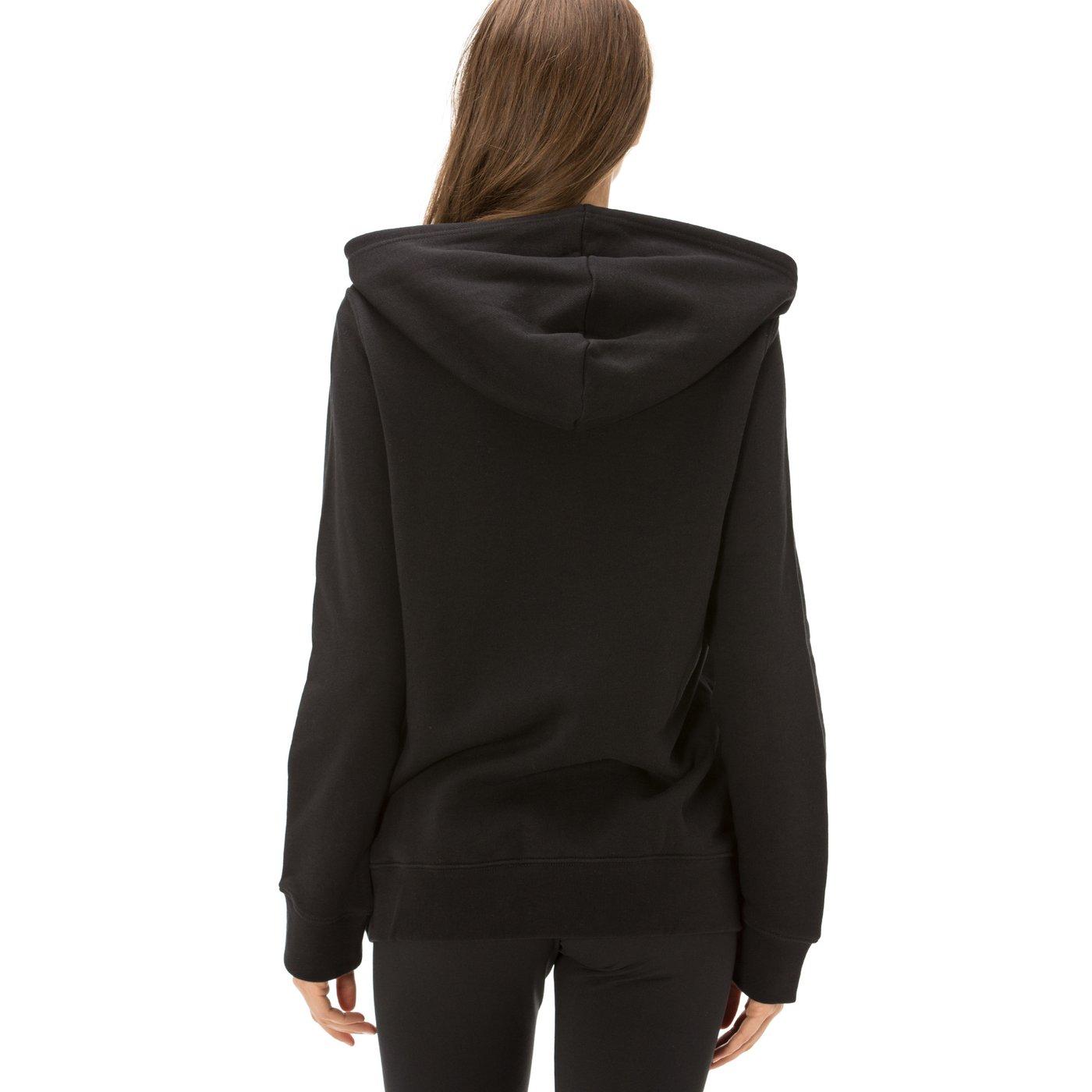 adidas Trefoil Kadın Siyah Sweatshirt