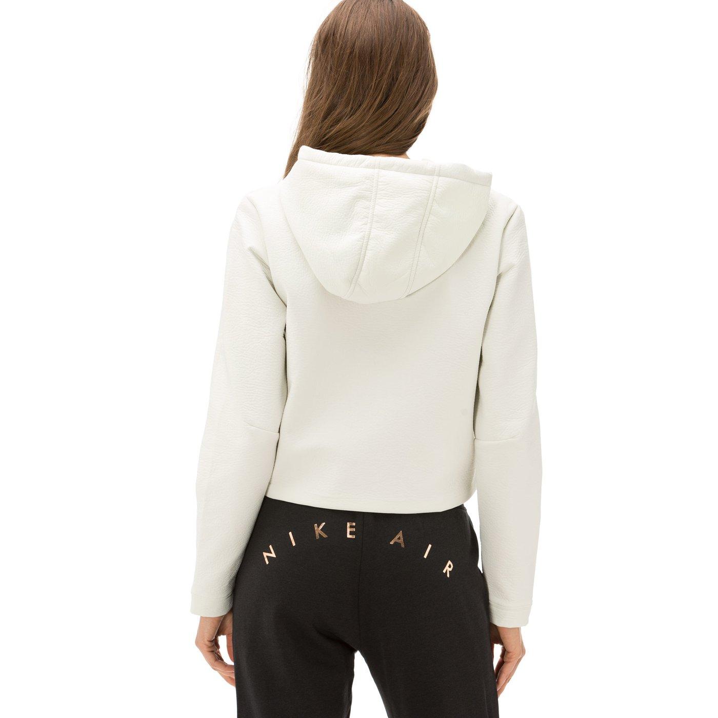 Nike Kadın Beyaz Sweatshirt