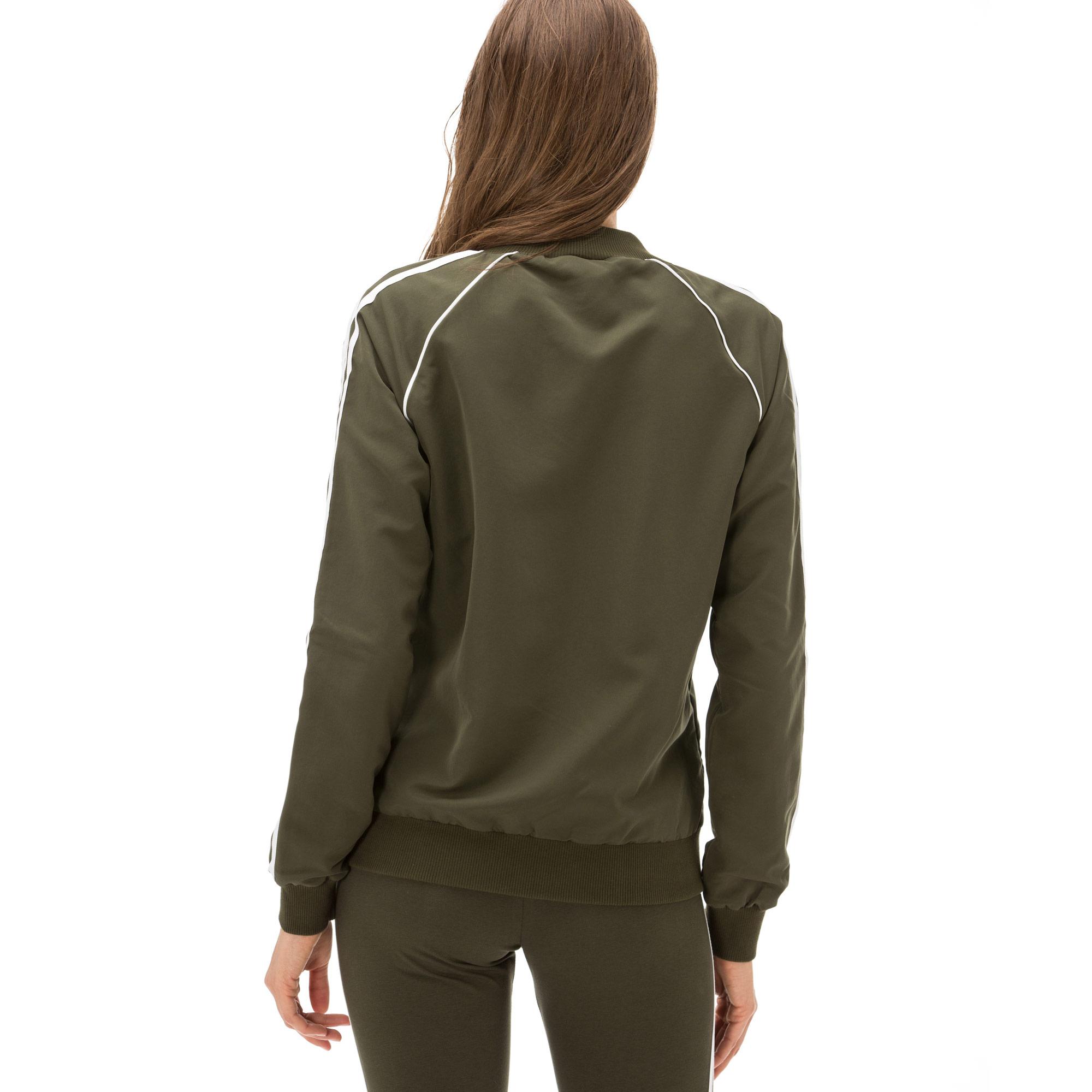 adidas Kadın Yeşil Eşofman Üstü