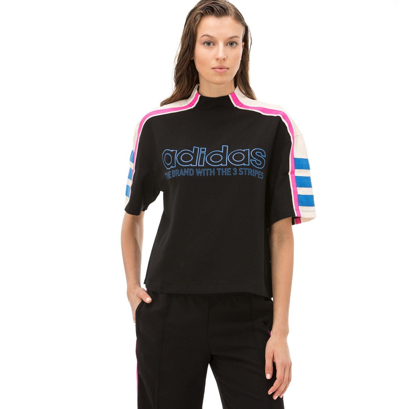 adidas Kadın Siyah T-Shirt