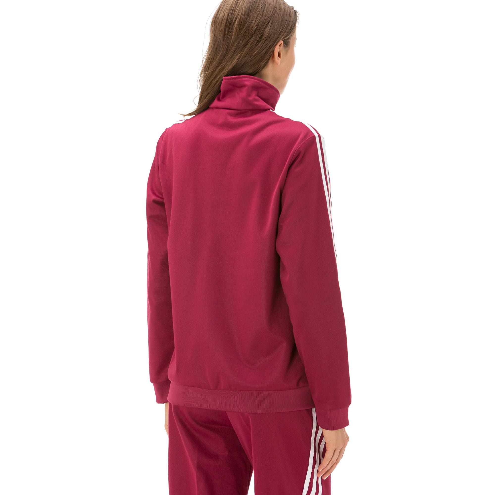 adidas Kadın Bordo Ceket