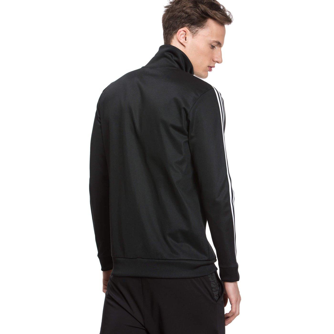 adidas Beckenbauer Tt Erkek Siyah Sweatshirt