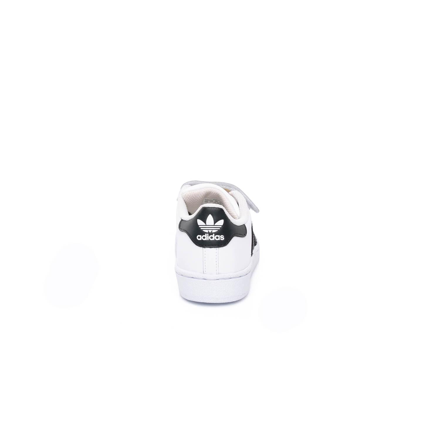 adidas SuperStar Foundation Çocuk Beyaz Sneaker