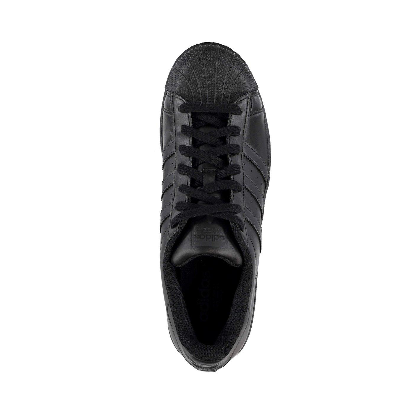adidas Superstar Unisex Siyah Spor Ayakkabı