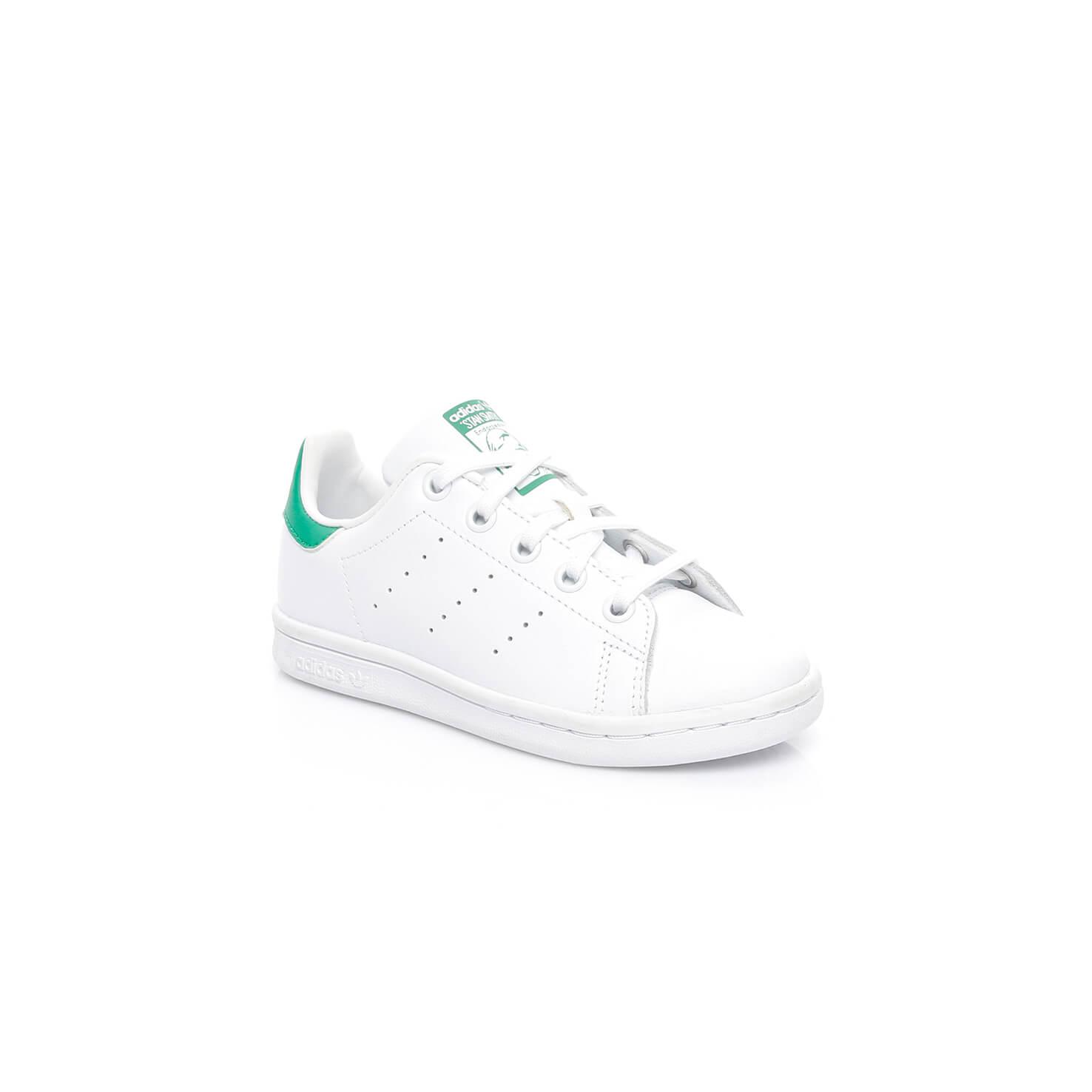 adidas Stan Smith Çocuk Beyaz Sneaker