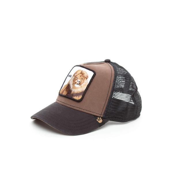 Goorin Bros King Unisex Kahverengi Şapka
