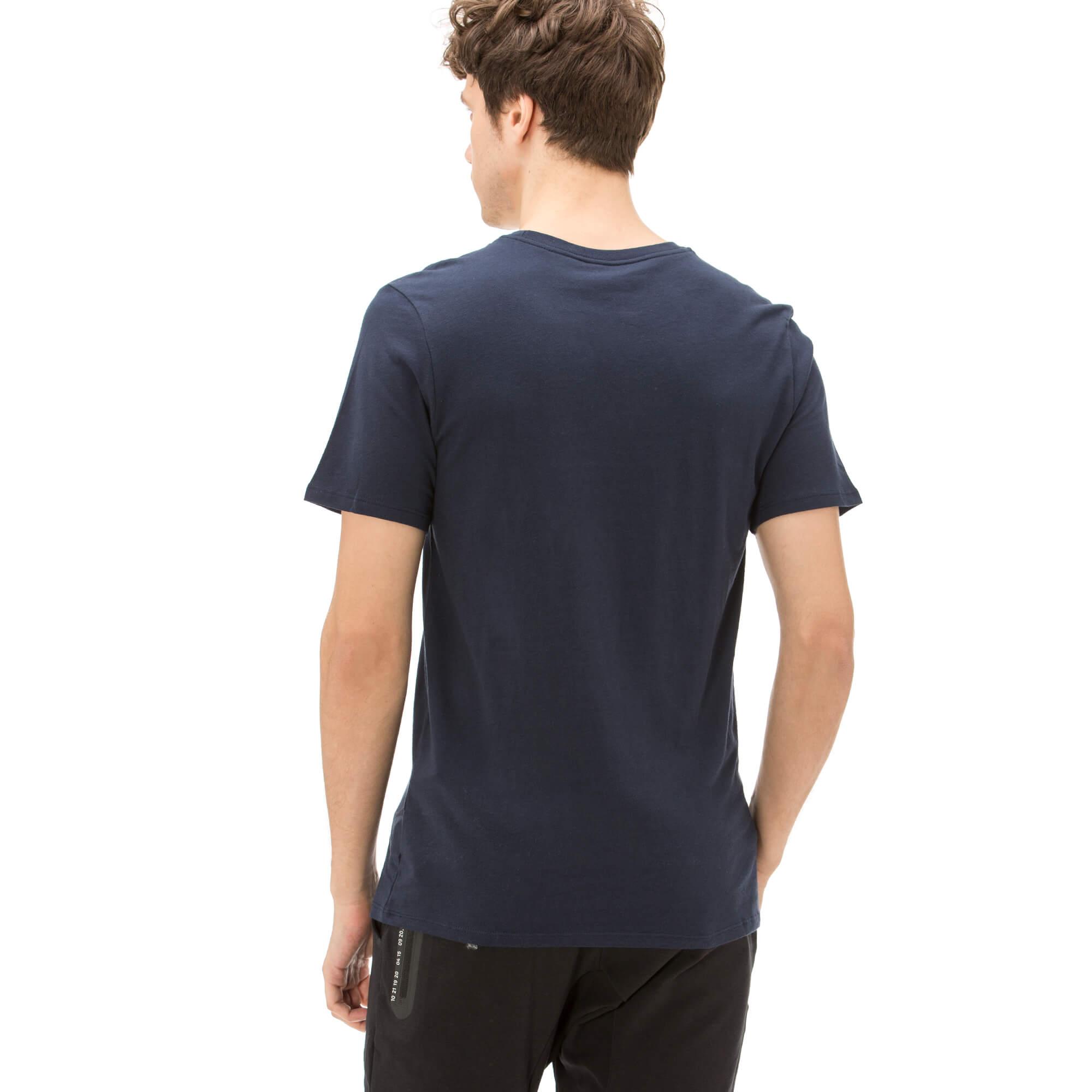Nike Erkek Lacivert Tshirt