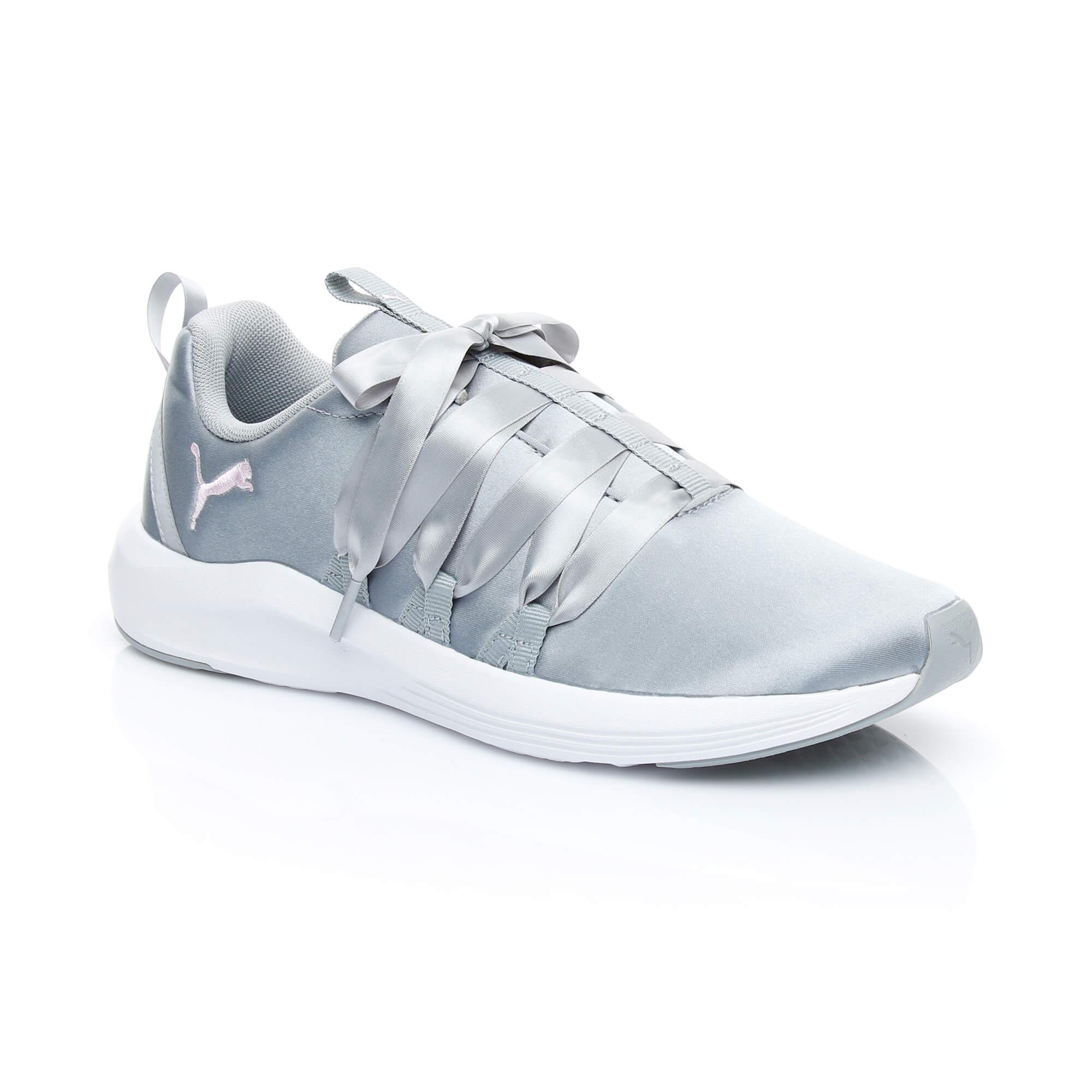 Puma Prowl Alt Satın Kadın Gümüş Antrenman Ayakkabı