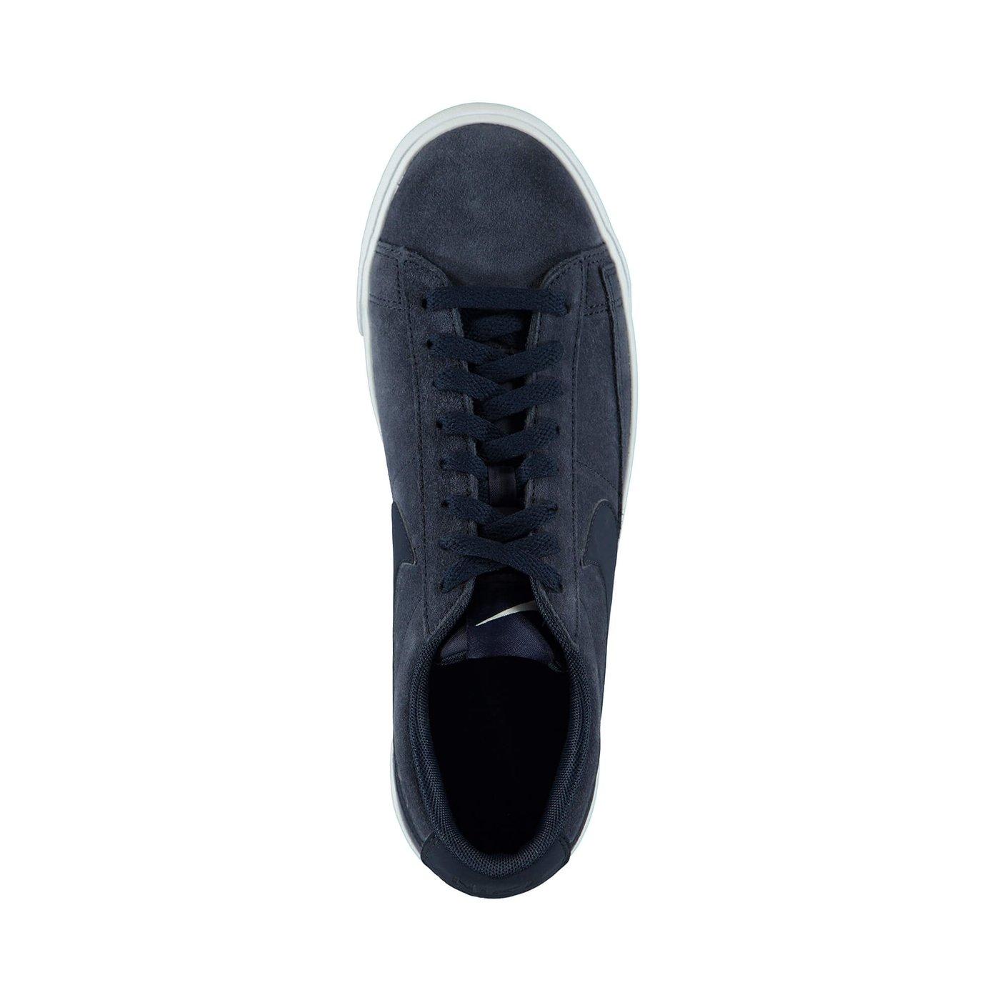 Nike Blazer Low Erkek Lacivert Sneaker