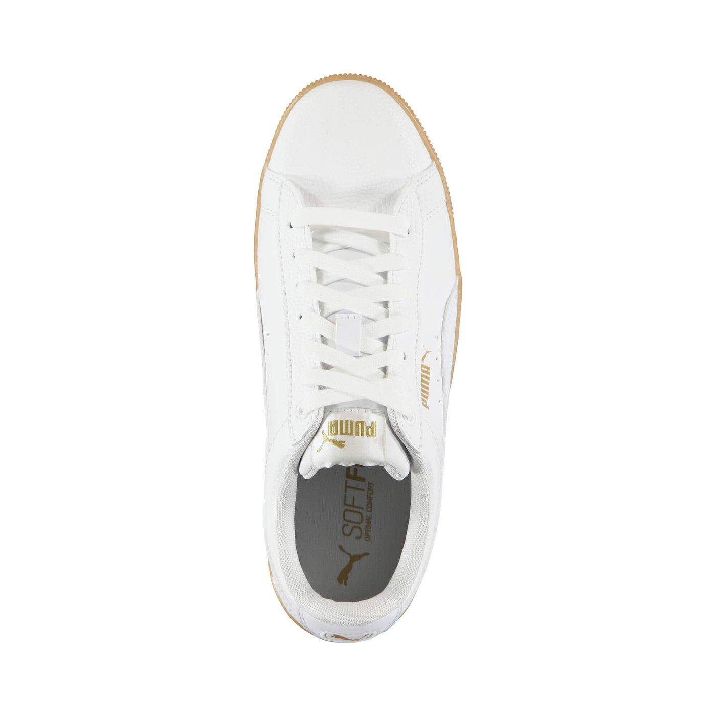 Puma Vıkky Platform Kadın Beyaz Sneaker