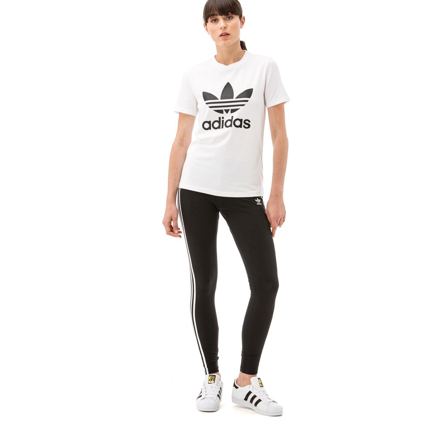 adidas 3 Str Tight Kadın Siyah Tayt
