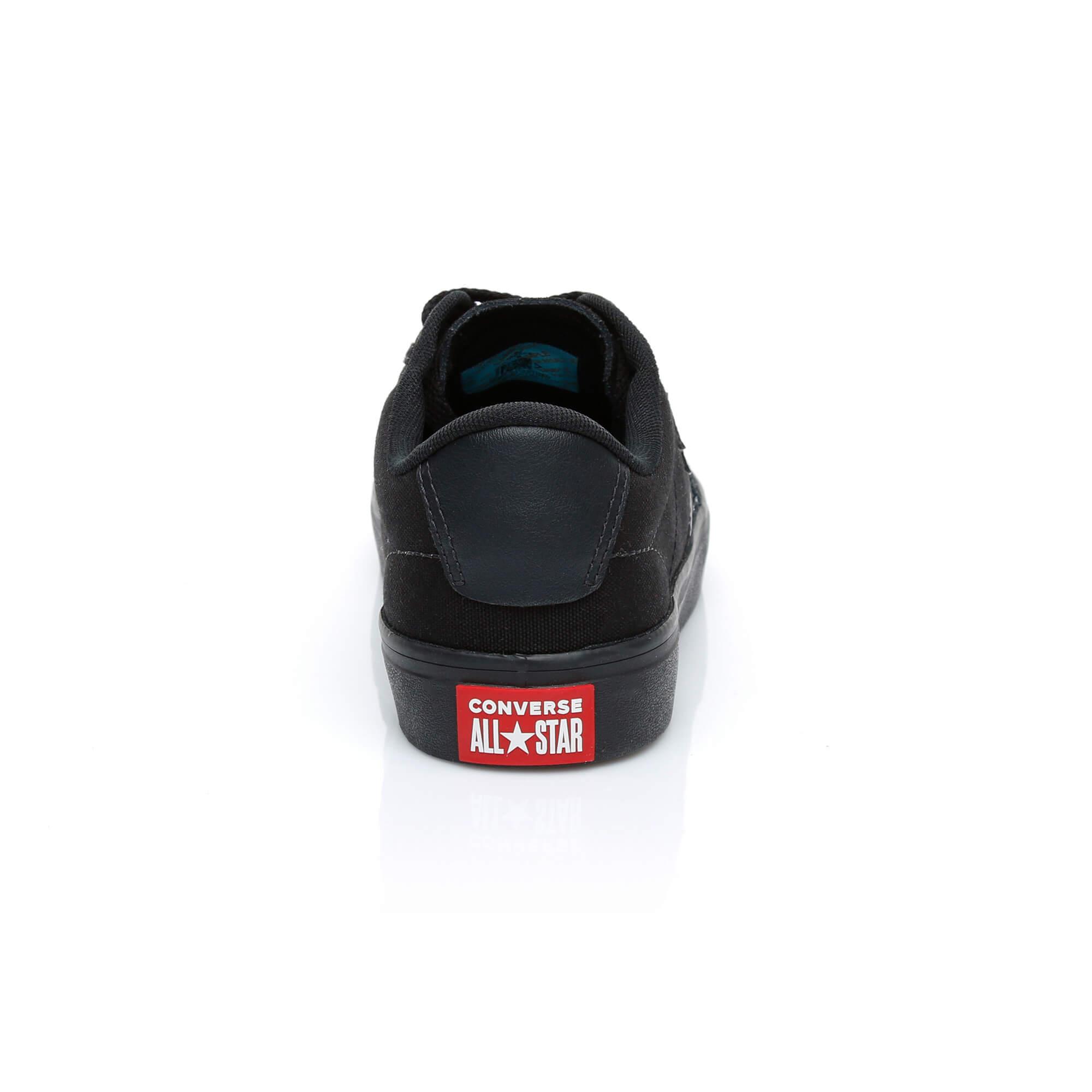 Converse Courtlandt Erkek Siyah Sneaker