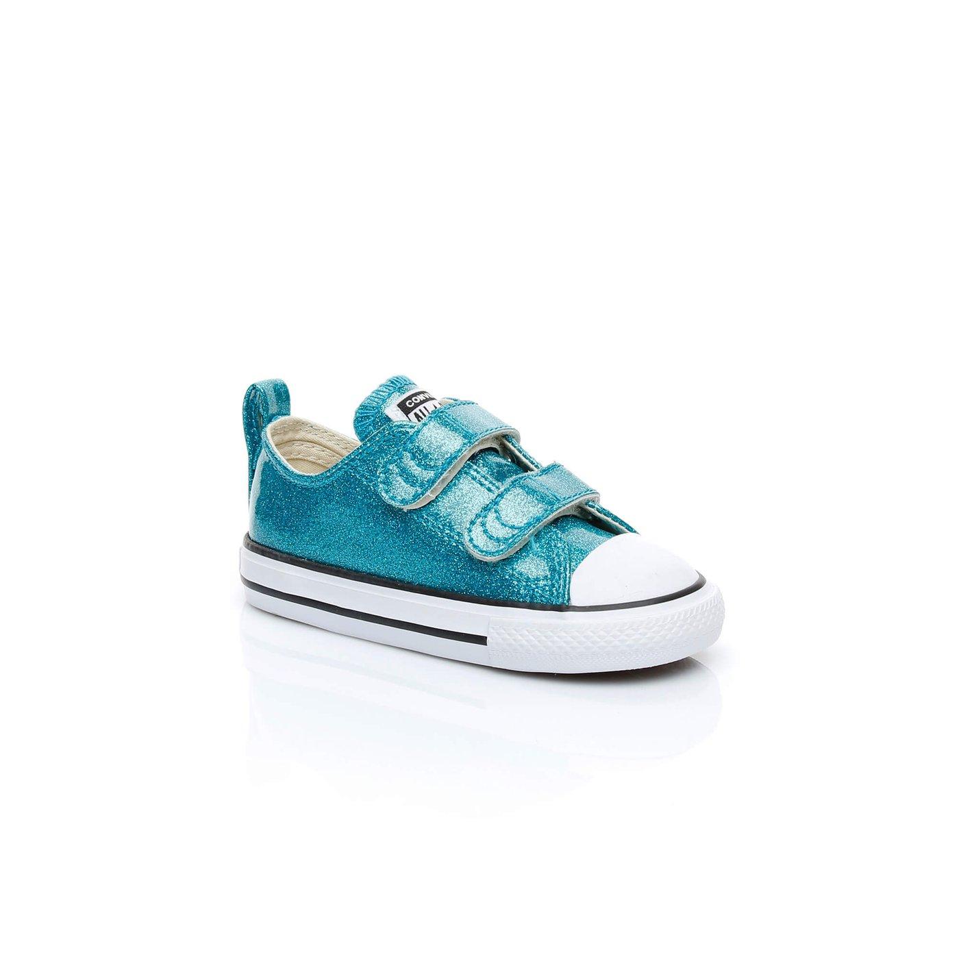 4c09bfa4684d80 Converse Chuck Taylor All Star V Çocuk Turkuaz Sneaker Çocuk Spor ...