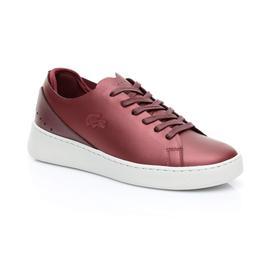 Lacoste Eyyla Kadın Bordo  Sneaker