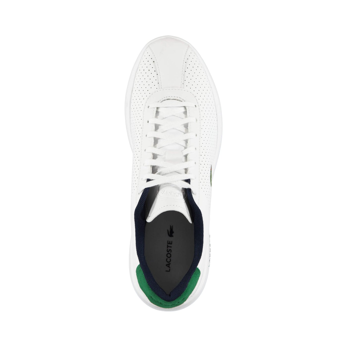 Lacoste Avance 318 1 Erkek Beyaz Sneaker